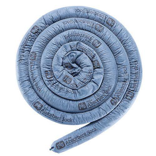 Pig Blue felitató kígyó, univerzális, elnyelési kapacitás 57 l, hossz 122 cm, 20 db