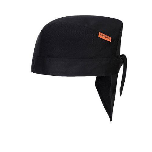 Mesh-air Pro Bandana séfsapka, fekete