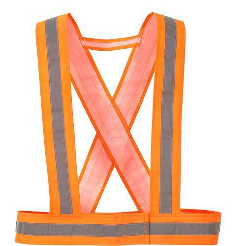 Hi-Vis kantár, narancssárga