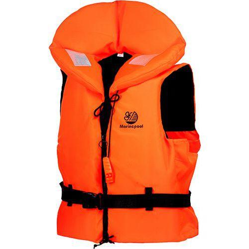 100N felhajtóerős mentőmellény, narancssárga