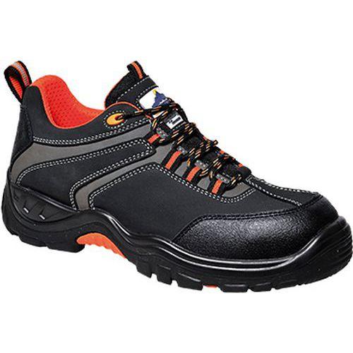 Portwest Compositelite Operis védőcipő S3 HRO, fekete