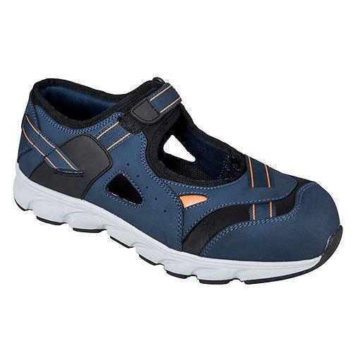 Portwest Compositelite Safety Tay szandál S1P, kék