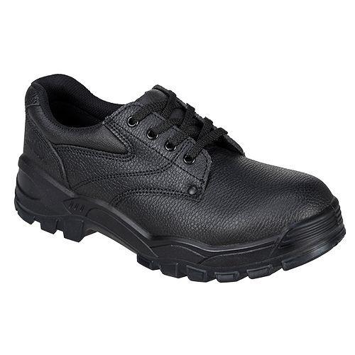 Kapli nélküli munkacipő O1, fekete