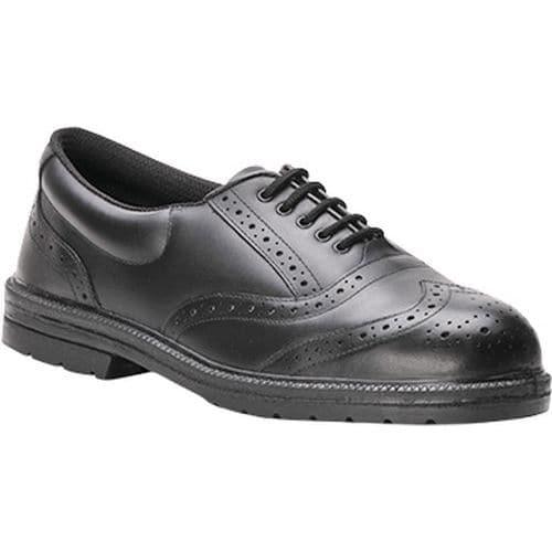 Steelite Executive félcipő S1P, fekete