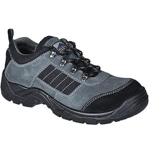 Steelite Trekker védőcipő S1P, fekete
