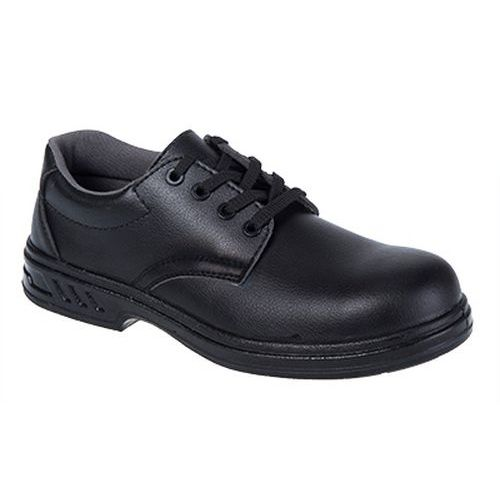 Steelite fűzős védőcipő S2, fekete