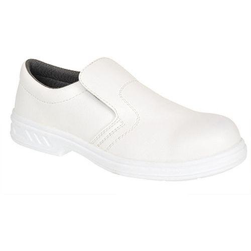 Steelite Belebújós védőcipő S2, fehér