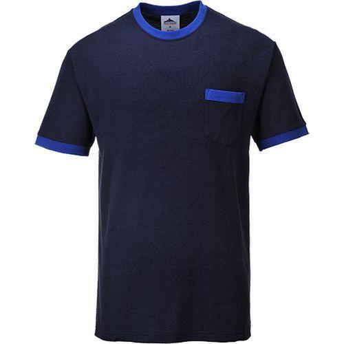 Portwest Texo kontraszt póló, kék