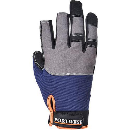Powertool Pro Nagy teljesítményű védőkesztyű, kék