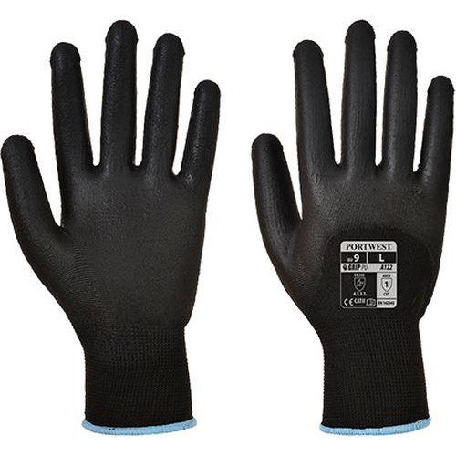 PU Ultra védőkesztyű, fekete