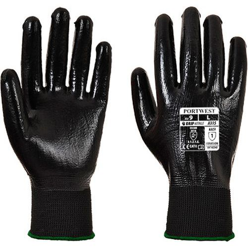 All-Flex védőkesztyű, fekete
