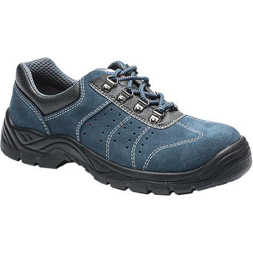 Steelite szellőző félcipő S1P, kék