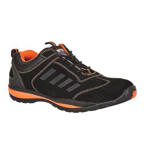 Steelite Lusum védőcipő S1P, narancssárga