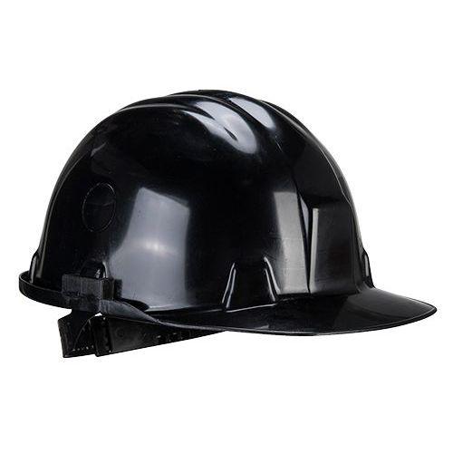 Workbase védősisak, fekete
