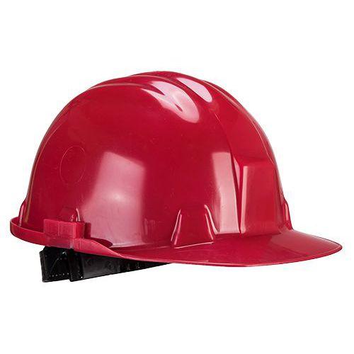 Workbase védősisak, piros