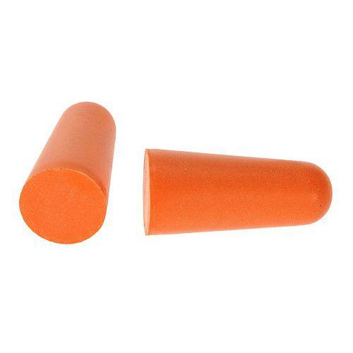 PU hab füldugó (200 pár), narancssárga