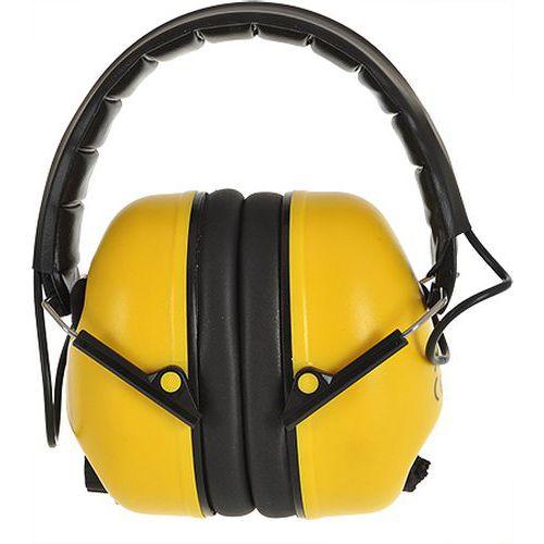Elektronikus fültok, sárga