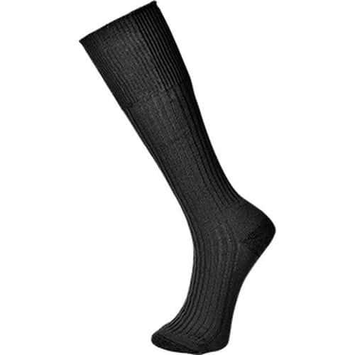 Combat zokni, fekete