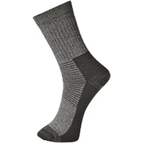 Thermál zokni, szürke