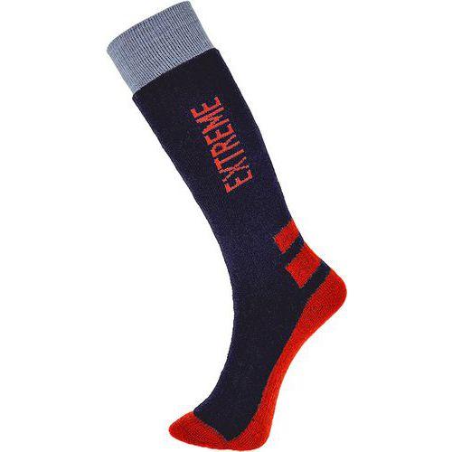 Extreme meleg zokni, kék