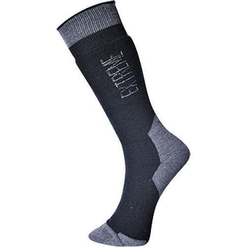 Extreme meleg zokni, fekete