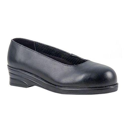 Steelite női védőcipő, fekete