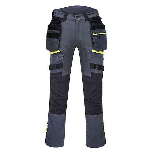 DX4 nadrág lezippzározható lengőzsebbel, szürke