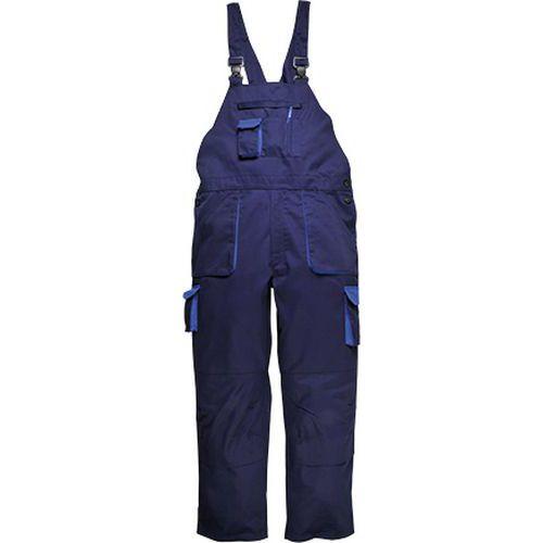 Portwest Texo Contrast bélelt kantáros nadrág, kék