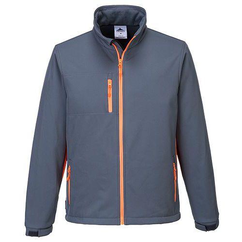 Portwest Texo Softshell dzseki (3L), szürke