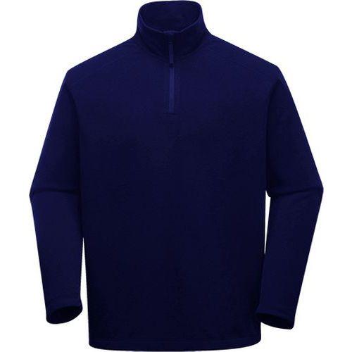 Staffa mikropolár pulóver, kék