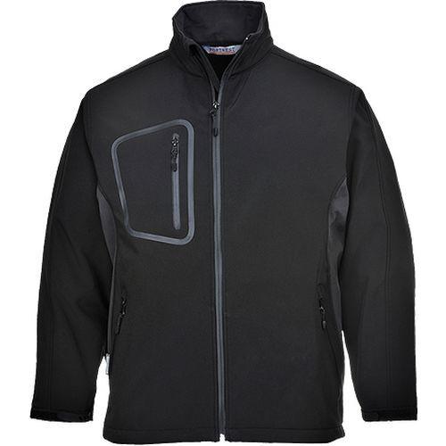 Duo Softshell dzseki (3L), fekete