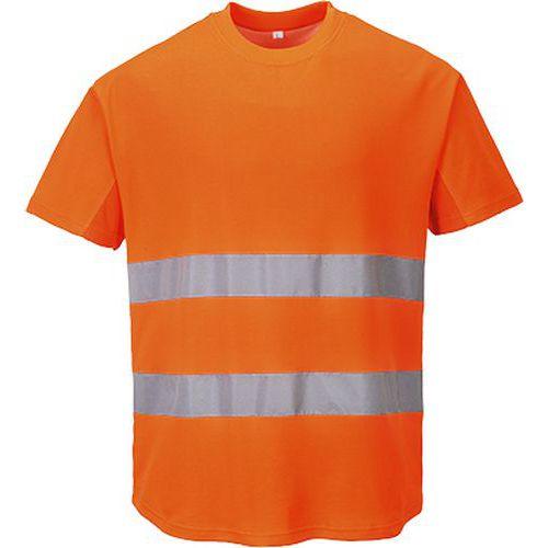 Hálós póló, narancssárga