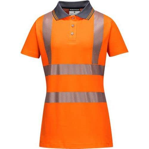 Női Pro pólóing, narancssárga