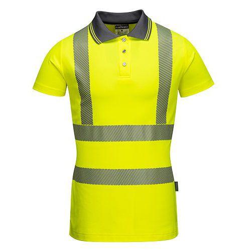 Női Pro pólóing, sárga