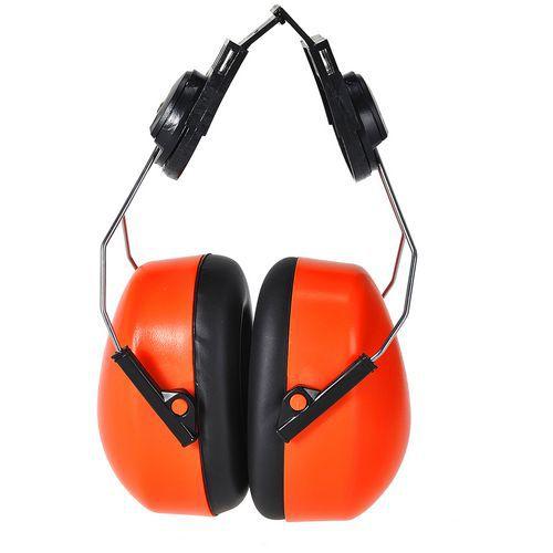 Endurance HV sisakra szerelhető fültok, narancssárga