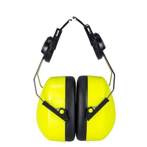Endurance HV sisakra szerelhető fültok, sárga
