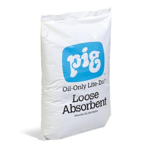 Pig természetes, ömlesztett felitató, víztaszító, felitató kapacitás 30 l, 10 kg